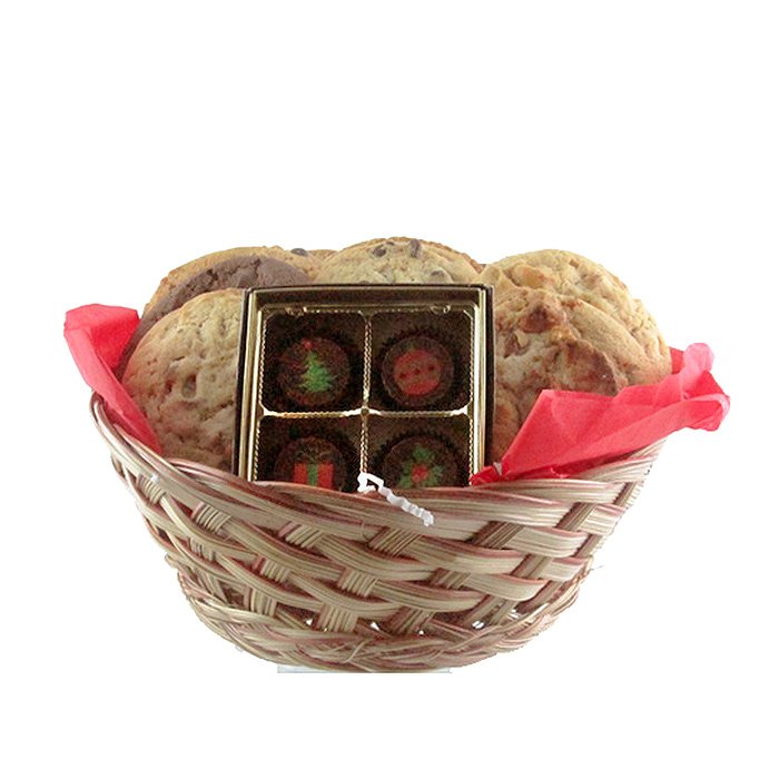 christmas-cookies_cookies-and-holiday-truffles-gift-basket